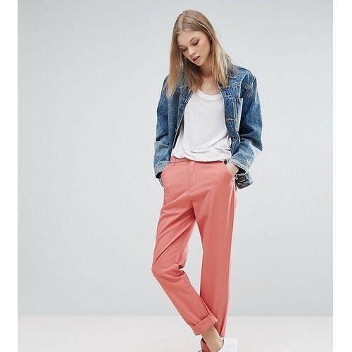 chino trousers - pink marki Asos tall