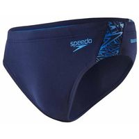Speedo Kąpielówki boom spl 7cm brief navy