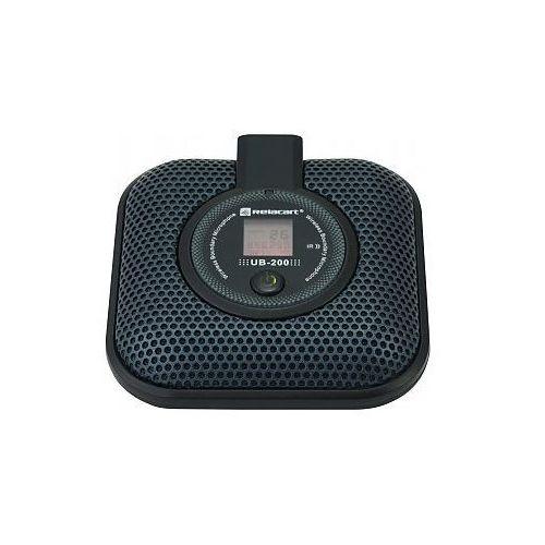 Relacart UB-200 UHF boundary microphone , Mikrofon powierzchniowy
