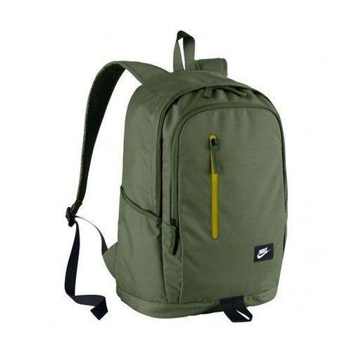 Nike Plecak all access soleday sol zielony  (9995659545273)