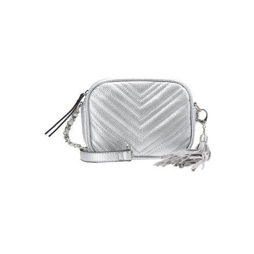 Miss Selfridge QUILT BODY BAG Torba na ramię metallic (5054800850926)