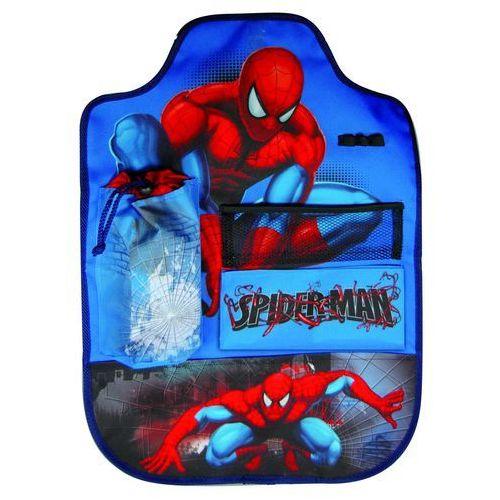 Kaufmann ochraniacz fotela samochodowego z kieszeniami spiderman (4022123106304)