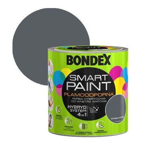 Farba hybrydowa Bondex Smart Paint gdy światła zgasną 2 5 l, 398739