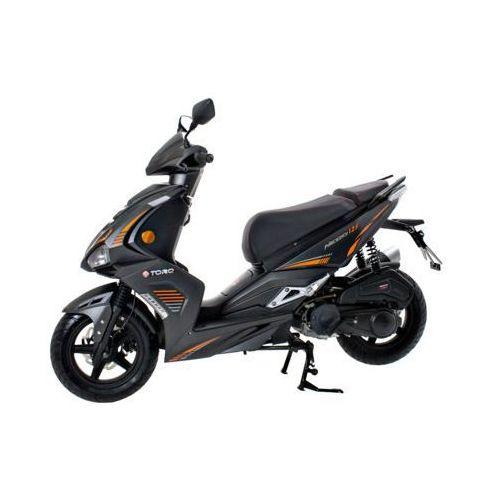 Torq Motocykl neco 125 czarno-pomarańczowy darmowy transport