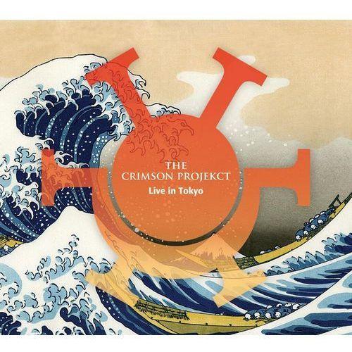 Universal music / century media Crimson projekct - live in tokyo (5052205067529)