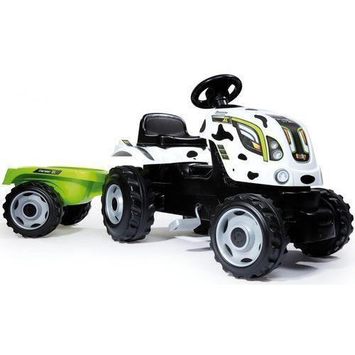 Smoby Traktor xl krówka