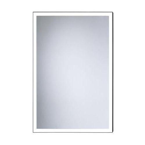 Dubiel vitrum Lustro łazienkowe z oświetleniem wbudowanym solid 60 x 80