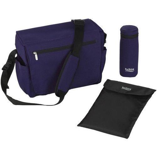 BRITAX Torba na akcesoria do przewijania Mineral Purple (4000984141368)