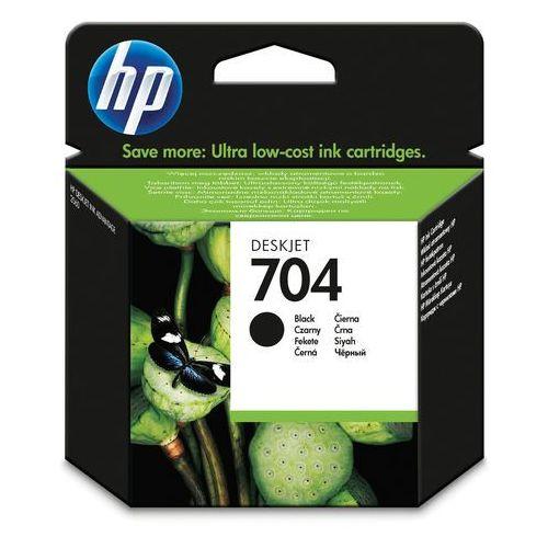 HP Inc. Tusz nr 704 Czarny CN692AE, CN692AE