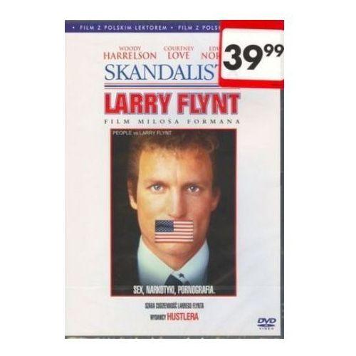 Skandalista larry flynt (dvd) - darmowa dostawa kiosk ruchu marki Imperial cinepix
