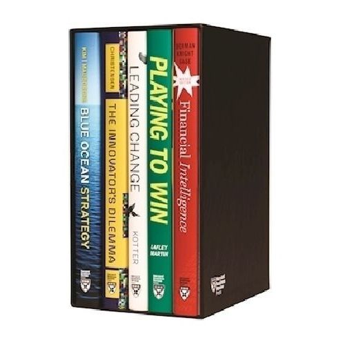Harvard Business Review Leadership & Strategy Boxed Set, 5 Volumes (9781633692329)