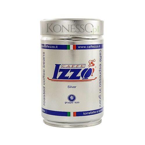 Izzo Kawa ziarnista silver neapolitano 250g. Najniższe ceny, najlepsze promocje w sklepach, opinie.