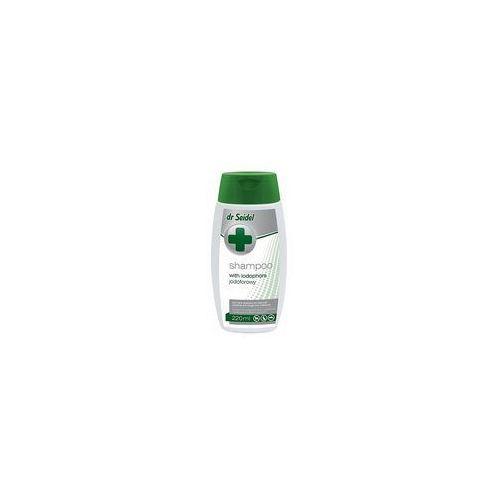 Dr seidel szampon dla psów jodoforowy (również dla kotów i fretek) 220ml