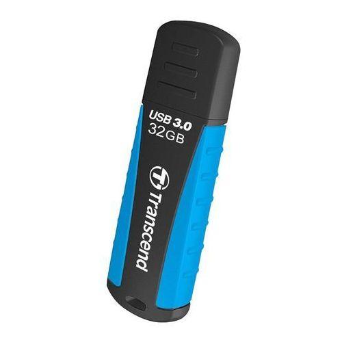 Transcend JETFLASH 810 32GB USB3.0 70/18 MB/s wstrząso/wodoodporny/silicone rubber, 1_282570