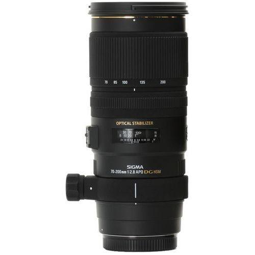 Sigma obiektyw af 70-200 f2.8 apo ex dg os hsm mocowanie canon
