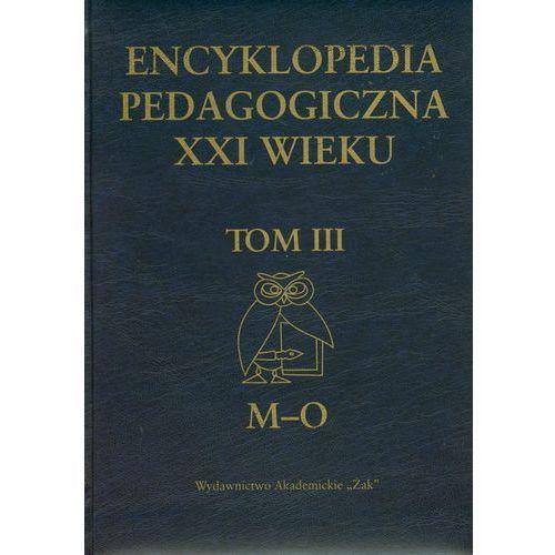 Encyklopedia pedagogiczna XXI wieku Tom 3 (9788389501240)