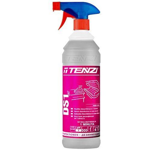Tenzi ds 1 gt, u-05 (1 litr) - preparat do szybkiej dezynfekcji w 1 minutę
