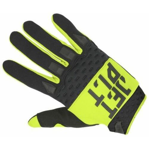 Rękawice Na Skuter Jet Pilot Matrix RX Race Glove-Full Finger 2019 Yellow/Black