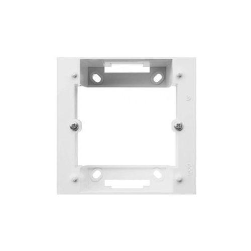 Adapter natynkowy podstawowy, biały FIORENA
