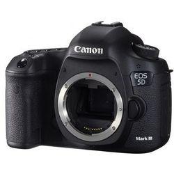 Canon EOS 5D Mark III, matryca 22Mpx