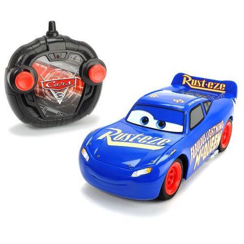 Dickie toys Dickie cars auta 3 zdalnie sterowany zygzak mcqueen turbo racer lightning mcqueen