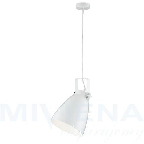 Searchlight Studio lampa wisząca 1 biała