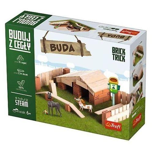 Trefl Brick Trick Buda S - DARMOWA DOSTAWA OD 199 ZŁ!!!