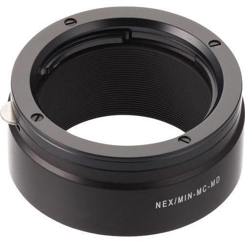 nex/min-md adapter sony nex - minolta md marki Novoflex