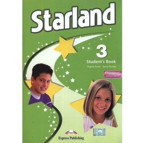 Starland 3 Students book with CD (2010)