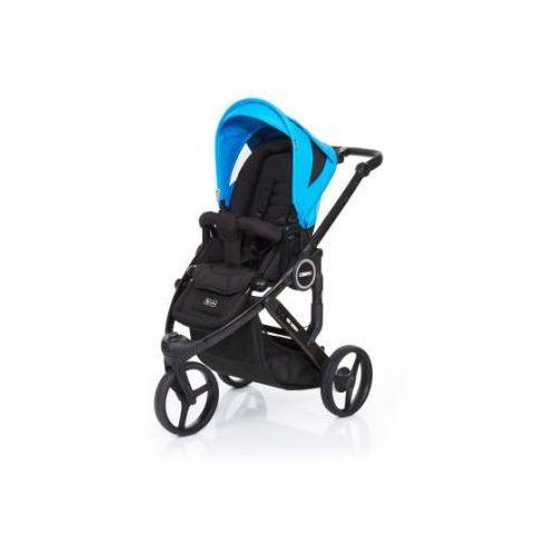 ABC DESIGN Wózek dziecięcy Cobra plus black-water, stelaż black / siedzisko black (4045875037795)