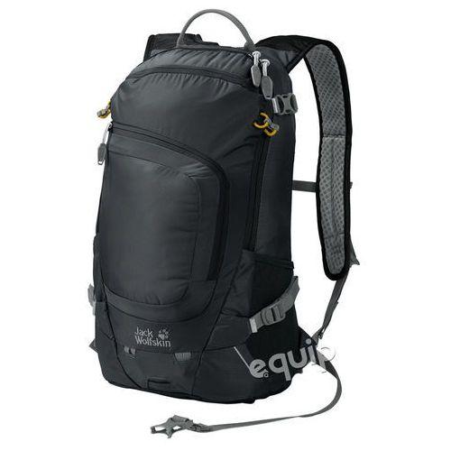 Jack wolfskin Plecak turystyczny crosser 18 - black