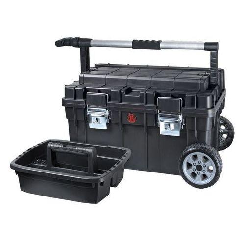 Patrol skrzynka na kółkach wheelbox hd trophy 1 - czarna (5901238220879)