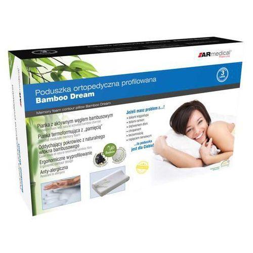 Armedical Profilowana poduszka ortopedyczna bamboo dream