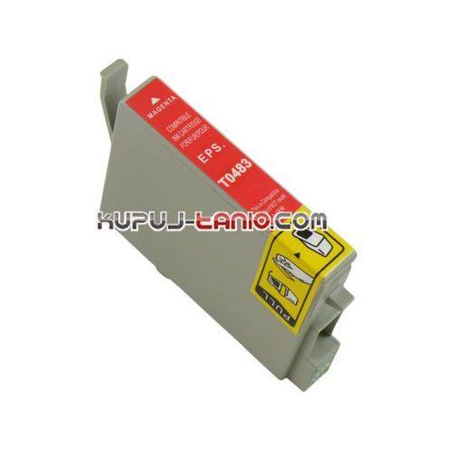 T0483 tusz do Epson R340, Epson RX500, Epson R220, Epson R300 (z chipem), 0483