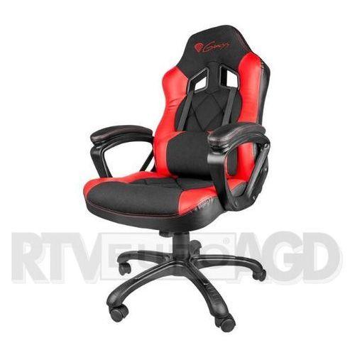 Natec Genesis SX33 (czarno-czerwony) - produkt w magazynie - szybka wysyłka! - produkt z kategorii- Kierownice do gier