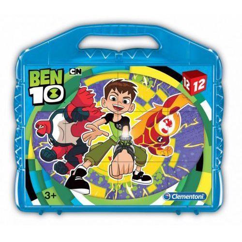 Puzzle 12 Super Kolor Ben 10