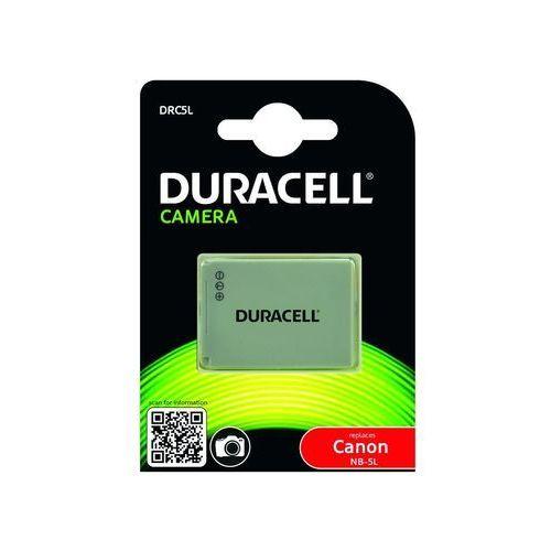 akumulator do aparatu 3.7v 820mah drc5l marki Duracell