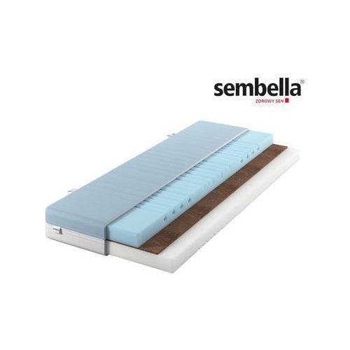 SEMBELLA SMART ENDURO – materac piankowy, Rozmiar - 140x200 WYPRZEDAŻ, WYSYŁKA GRATIS