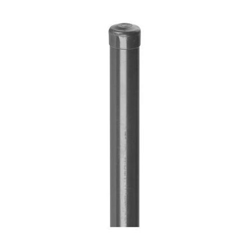 Arcelor mittal Słupek ogrodzeniowy do siatki 4,2 x 150 cm antracytowy