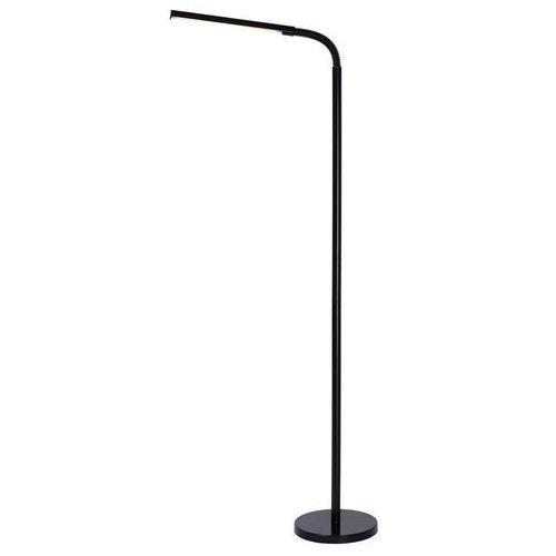 Lucide GILLY lampa stojąca LED Czarny, 1-punktowy - Nowoczesny - Obszar wewnętrzny - GILLY - Czas dostawy: od 10-14 dni roboczych, 18702/05/30