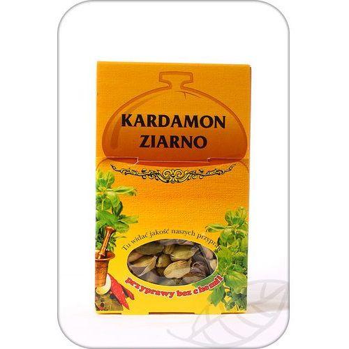 Kardamon ziarno (przyprawa, zioło)