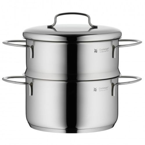 - mini garnek do gotowania warzyw na parze 2-częściowy z wkładem marki Wmf