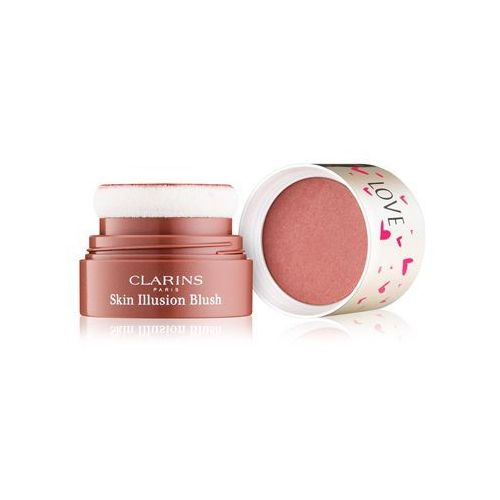 Clarins Face Make-Up Skin Illusion róż w kompakcie odcień 03 Golden Havana 4,5 g