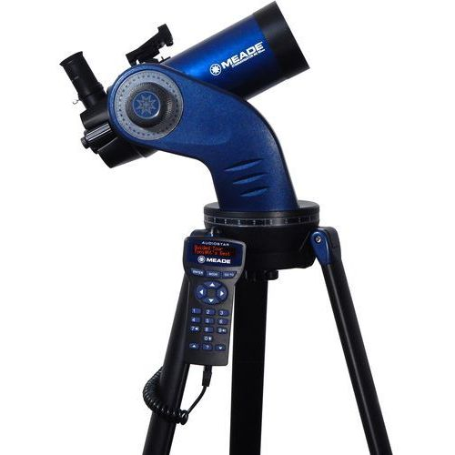 Teleskop refrakcyjny starnavigator ng 90 mm marki Meade