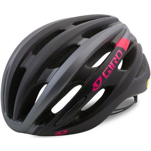 Giro saga mips kask rowerowy kobiety czarny s | 51-55cm 2018 kaski rowerowe