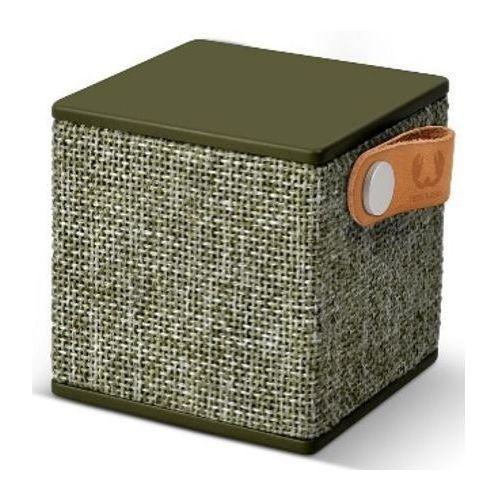 Głośnik bluetooth rockbox cube fabrick edition army marki Fresh n rebel