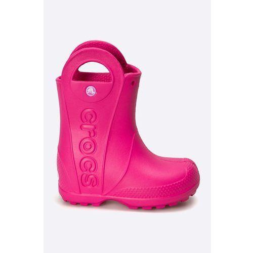 - kalosze dziecięce handle it rain marki Crocs