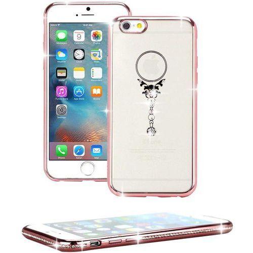 Pokrowiec na tył iPhone Perlecom 4260481642489, Blume, Pasuje do modelu telefonu: Apple iPhone 7 Plus (4260481642489)