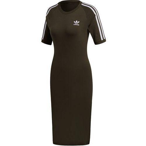 Sukienka 3-stripes dh3149 marki Adidas