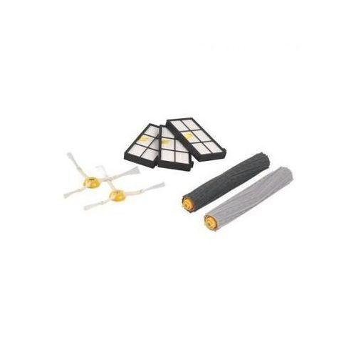 IROBOT Zestaw wymienny: 2x wirująca szczotka boczna, 3xfiltr AEROFORCE, 2x szczotki gumowe AEROFORCE- do Roomba serii 800/900